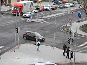 S novou podobou křižovatky U Janíků nejsou v Rožnově spokojení. Radnice vyzývá k podpisu petice.