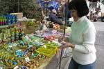 Ve Valašském Meziříčí začal Velikonoční jarmark.