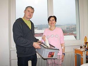 1. kolo prezidentských voleb na Valašsku