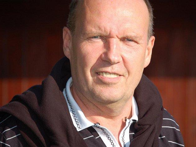 Současný zastupující předseda FAČR Dalibor Kučera.