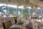 Resort Valachy: restaurace Vyhlídka