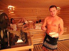 Na mistrovství světa předvedl Malina rituál zpestřený slivovicí.