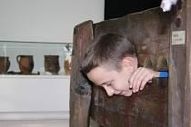 Středověké odpoledne: Středověký trest.