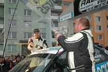 Vítězem 12. ročníku vsetínské automobilové rally, a tím i obhájcem loňského vítězství, se stal vsetínský jezdec Jaromír Tomaštík.