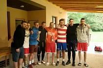 turnaj v malé kopané Valachy Cup ve Smolině 2020
