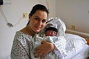 Prvním letošním Valáškem je chlapeček Rudolf. Narodil se ve Vsetínské nemocnici minutu před půl šestou ráno. Maminka je ze Vsetína, ona i chlapec jsou v pořádku.