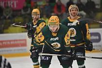 Hokejisté Vsetína proti Frýdku-Místku prohráli 1:5.