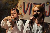 Darebandfest, festival lidové hudby, Horní Jasenka, Vsetín