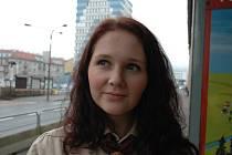 Ve skupině, která přivezla do Vsetína betlémské světlo, byla také vsetínská skautka Eliška Zgarbová.