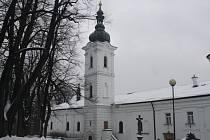 Římskokatolický kostel Nanebevzetí Panny Marie ve Vsetíně si v minulém roce díky projektu Otevřené brány prohlédlo dva tisíce návštěvníků.