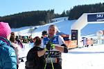 Karlovská 50, která se jela jako jeden ze závodů největšího seriálu zimních běhů na lyžích SkiTour 2019 se vydařila. Na tratě dlouhé 10, 25 a 50 km se v sobotu 16. února vydalo šest stovek závodníků. Na celkovém 51. místě dojel místní Karlovičan Robert St