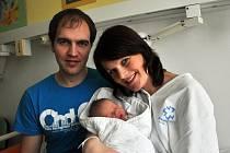 Prvním miminkem narozeným ve Zlínském kraji v roce 2012 byl Kryštof Pinďák. Narodil se 1. ledna 2012 v 1 hodinu a 17 minut v nemocnici ve Vsetíně mamince Andree Vavřinkové.
