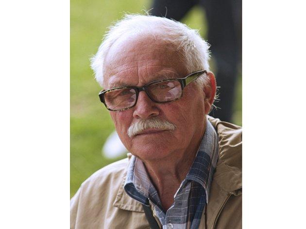 Umělecký fotograf Zdeněk Hartinger.