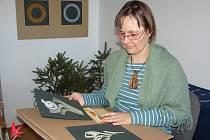 Dana Šmelcerová se věnuje ručním pracím od dětství.