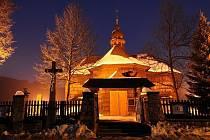 Kostel Panny Marie Sněžné. Ilustrační foto.