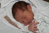 Tomáš Vaculík, 2,95 kg, narozen 13. 8. 2010 ve Vsetínské nemocnici