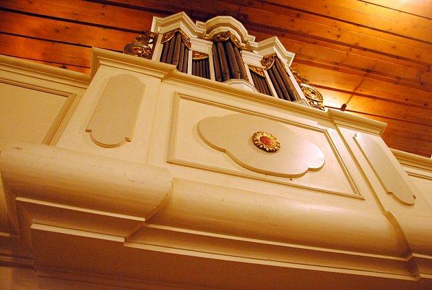 Noc kostelů vkostele Sv. Jakuba ve valašskomeziříčské místní části Krásno nad Bečvou