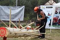 Ve skiareálu v Karolince se v sobotu 27. července 2013 konala soutěž O valašského pilařa. Účastníci klání museli předvést svou zručnost při práci s motorovou pilou. Pro děti byly připraveny soutěže.