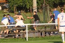 V 75. minutě utkání VKK – Zlín bylo utkání na 10 minut přerušeno kvůli bitce fanoušků.