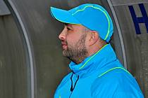 Trenér René Bača
