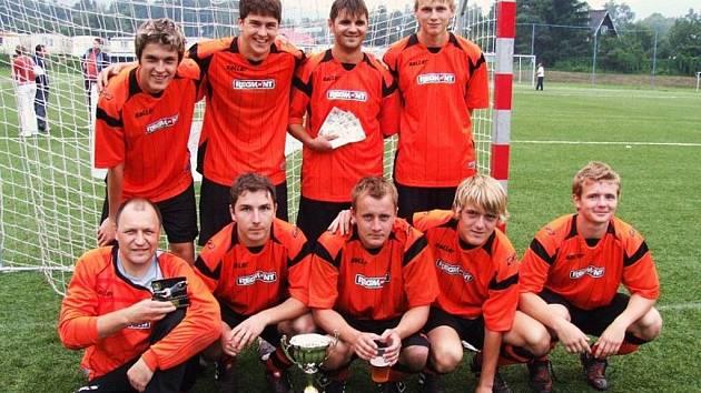Družstvo Regmontu tvořili především zuberští hráči pod vedením zkušeného kapitána Roberta Jurajdy. Za vítězství inkasovali peněžitou odměnu a pěkný pohár.
