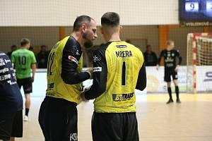 Házenkáři Zubří udělali rozhodující krok k postupu v Ervospkém poháru již v pátečním prvním zápase.