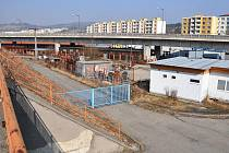 Ve Vsetíně je tématem číslo jedna možná výstavba obchodního centra Tesco v těsné blízkosti fotbalového stadionu v místní části Ohrada