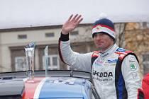 Kopecký opět ovládl Valašskou Rally.