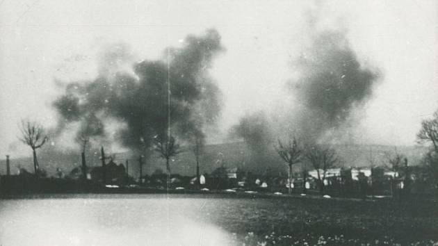 Bombardování Valašského Meziříčí