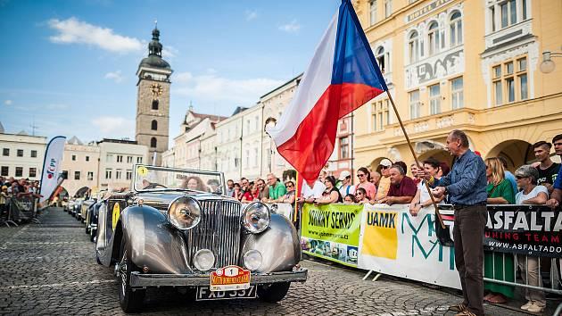 Velké Karlovice budou koncem června pořadatelem jednoho ze tří podniků nově vzniklého seriálu setinových rallye klasických vozidel Classic Challenge.