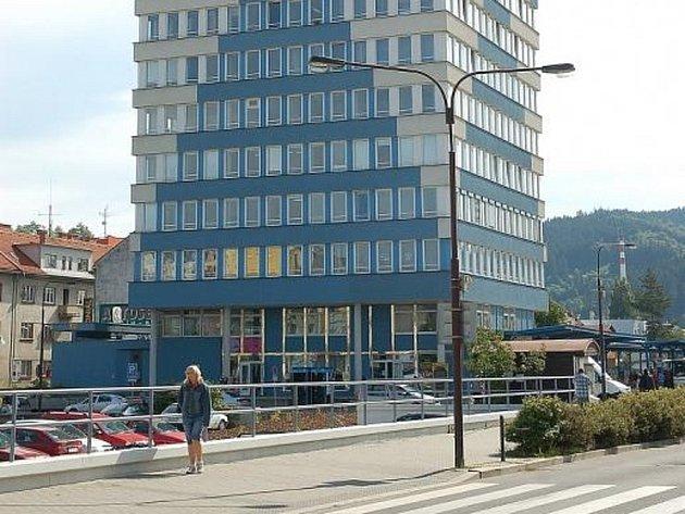 Vsetínský věžák. Ilustrační foto.