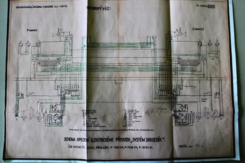 Motorový vůz M 290.002 známý jako Slovenská strela se dočkal v letech 2018-2020 opravy. Hnacího agregátu se ujala firma Mezopravna Vsetín.
