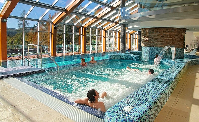 bazény Wellness Horal