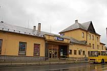 Vsetínské vlakové nádraží