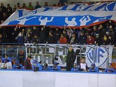 Fanoušci Bobrů z Valašského Meziříčí měli důvod k radosti, jejich tým doma skolil Karvinou.