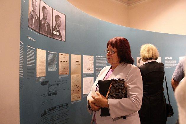 Vernisáž Případ Světlana - Proměny obrazu třetího odboje se uskutečnila v úterý 26. září 2017 ve výstavním sále Sušáku v Rožnově pod Radhoštěm. Výstava bude k vidění až do 15. dubna příštího roku.