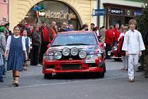 Od poslední mistrovské soutěže loňské sezony uběhl téměř půl rok. Zítra na náměstí ve Valašském Meziříčí odstartuje Sheron Valašskou rally nová tuzemská sezona.