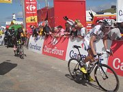 Jan Talaš ze Vsetína se vydal na 101. ročník Tour de France, kde se potkal i s rodiči českého cyklisty a účastníka Tour Leo Königa.