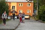 Nejen prvňáci směřovali 3. září 2018 do lavic na Základní škole v Jablůnce.