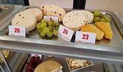 Soutěž sýrů