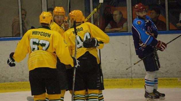 Hokejisté Vsetína slavili i počtvrté v sezoně v derby vítězství.