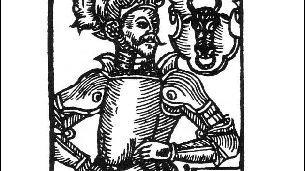 Jan IV. z Pernštejna.