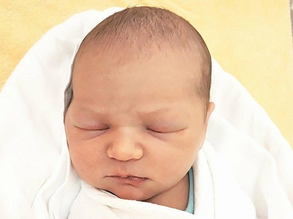 Tamara Halenčáková, Veselá, narozena 11. února 2021 ve Valašském Meziříčí, míra 48 cm, váha 3450 g