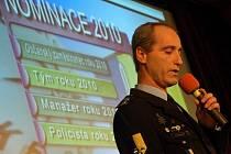 Policisté spadající pod Územní odbor Vsetín se v sobotu 27. listopadu sešli v divadle v Karolince. Hodnotili končící rok 2010.