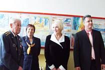 Zakladatelka Stonožky a Imrich Gablech byli na návštěvě ve Vsetíně