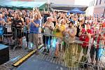 Skončil pětatřicátý ročník Valašského Špalíčku. Během čtyř dnů se na festivalu vystřídalo osmatřicet hudebních uskupení.