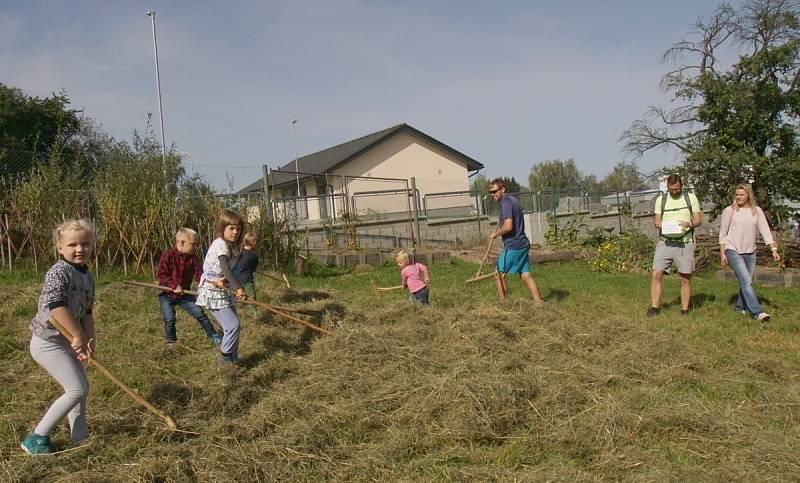 Farmářský den Valašského ekocentra se o víkendu těšil hojné účasti.