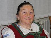 Zesnulá zpěvačka Jarmila Šuláková, přezdívaná Valašská královna lidové písně, získala od prezidenta Medaili za zásluhy I. stupně za oblast umění.