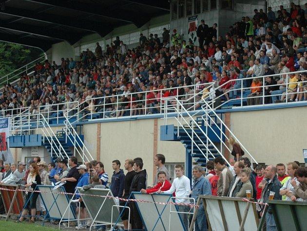 Stadion na Ohradě