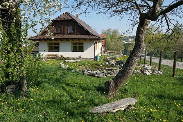 Zahrada poznání Valašského ekocentra ve Valašském Meziříčí.